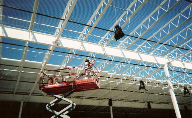 Commercial uPVC Painter in Sheffield 3